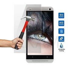 100% Genuine Tempered Glass Flim LCD Screen Protector For HTC One M7 Mini HTC M4
