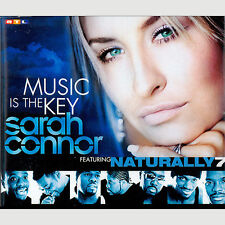 2003 (MCD) SARAH CONNOR feat.Naturally7 / Music Is The Key |3|1|