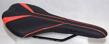 Fahrradsattel RFR Road VL Sattel 29B black/glossy - neon red Cube MTB