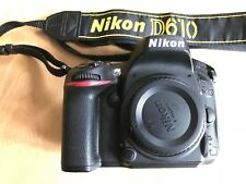 Fotocamera Reflex Digitale Nikon D610 24.3MP - Nero (Solo Corpo)