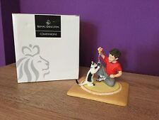 Royal Doulton 2003 Companions, Playtime Figure. Collectibles, Home Decor.