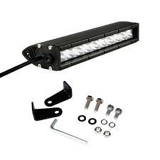 11'' 50W Cree LED Light Bar Single Row Combo for Pickup Jeep 4WD ATV 12/24V IP68