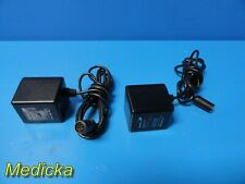 Lot of 2 Ohmeda Model 15 (4610-031) Power Adapters W/ Power Supplies ~ 18895