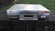 JVC HR-S9500U SUPER VHS S-VHS ET PROFESSIONAL VCR WORK FOR VIDEO TRANSFER TO DVD