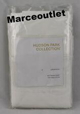 Hudson Park 500 Thread Count Pima Cotton STANDARD Pillowcases White