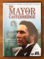 The Mayor of Casterbridge (DVD, 2003) Thomas Hardy - Like New Condition