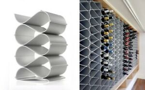 echelon stackble winerack