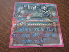 45 tours hithouse move your feet to the rhythm of the beat