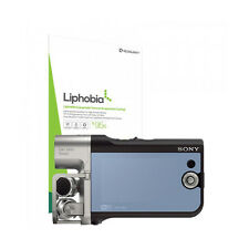 Liphobia sony hdr mv1 Hi Clear camera screen protector 2PCS anti-fingerprint gua