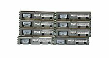 LOT 16GB (8X2GB)   Hynix HP  398707-051 - 2Rx4 PC2-5300F-555-11  server only !