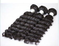 Virgin Deep Wave Brazilian Hair 100% Authentic Unprocessed Better than Remy