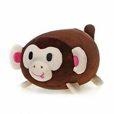 "Fiesta Toys Lil Huggy Mona Monkey Stuffed Toy 6"" Animal Plush"
