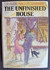Judy Bolton #11 THE UNFINISHED HOUSE (Circa 1942) Illustrated by Pelagie Doane