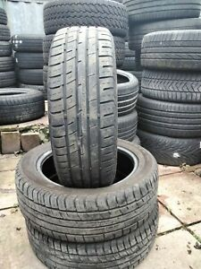 2x Tyres 185/55/16 87H extra load general Gt altimax sport with 5.2mm and 5mm