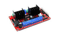 Double L298N Dual H-Bridge Motor Driver Genuine Keyes Controller Flux Workshop