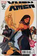 Uncanny X-Men 1 V4 Rare Pasqual Ferry Bam Books A Million Fried Pie Variant Nm