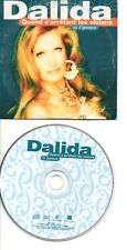DALIDA RARE CD SINGLE QUAND S ARRETENT LES VIOLONS