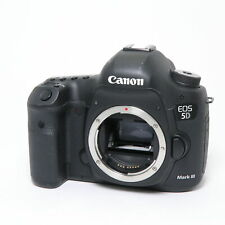 Canon EOS 5D Mark III Body shutter count 33000 shots
