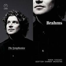 Robin Ticciati Scottish Chamber Orch - Brahms: The Symphonies (NEW 2CD)