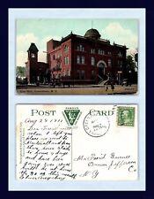 North Carolina Greensboro Posted 1911 To Omar, Jefferson County New York