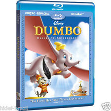 Dumbo Disney Blu-ray Special Editon [ English + Spanish + Portuguese ]