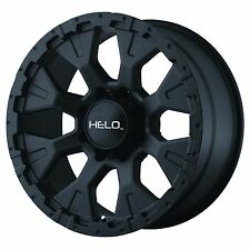 17x9 Black wheels HELO 878 1994-2018 DODGE RAM 1500 Trucks 5x5.5