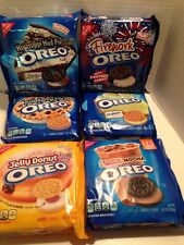 X 3 OREO Cookies Limited Edition You Choose 3 For 1 Low Price NEW Mocha Flavor