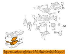 GM OEM-Hvac Heater Core 22737140