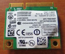 Intel WiFi Wireless Card 512AN_ HMW  CNC C-6401 PD9512ANH