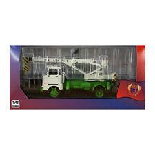 Est 192t CAMIONS IFA w50l adk70 1968 vert/blanc voiture miniature échelle 1:43 nouveau! °