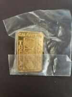 Vintage 1988 Calgary Olympics Traffic Control  Lapel Pin New Rare