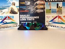 Oakley Radarlock Path Prizm Golf - Golf Specific - SKU# 101-118-004 New w /Bag