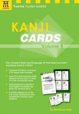 Tuttle Kanji Cards: V4 Kask (Cards, 2006) Japanese Language flashcards Volume 4