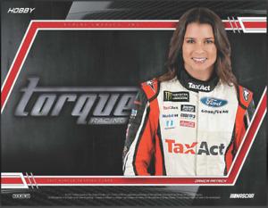 Alex Bowman - 2017 Panini Torque Racing 8 Box Inner Case Driver Break