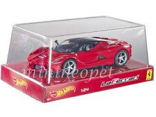 HOT WHEELS BLY61 FERRARI LaFerrari F70 HYBRID NEW ENZO 1/24 DIECAST CAR RED