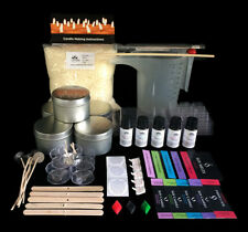 Deluxe Candle Making Kit with Bonus POURING JUG, Melts and Labels