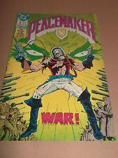 PEACEMAKER ( 4 )  APRIL 1988 DC COMICS VERY FINE BUY 3 GET 1 FREE