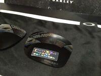 Oakley Holbrook Prizm Daily Polarized lens set - SKU# 9102-B5 *defects*