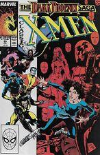Classic X-Men nº 35/1989 fotográficamente the Uncanny X-Men nº 129 john bolton Back-Up