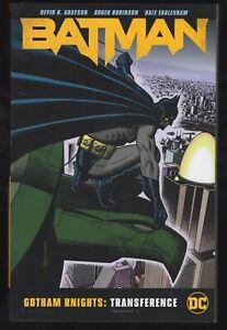 Batman Gotham Knights: Transference by Devin Grayson & Dale Eaglehsam