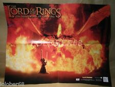BALROG POSTER LORD OF THE RINGS