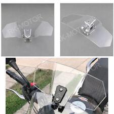 Windscreen Deflector Windshield Motorcycle For Buell XB12STT Lightning Clear