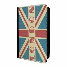 Funda de Pasaporte Funda Londres Bandera Británica - S5809