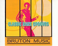 CD BRUTON MUSIC classic rare grooves EX+ RARE  (B1136)