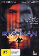 Starman - Action / Adventure / Sci-Fi - Jeff Bridges, Karen Allen - NEW DVD