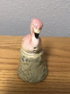 ~Rosemeade ND Pottery FLAMINGO Shaker