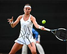 LUCIE SAFAROVA - HAND SIGNED 8x10 PHOTO AUTOGRAPHED PICTURE AUTHENTIC w/ COA
