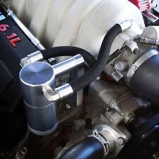 05-10 6.1 Billet Oil Catch Can Z-Bracket HEMI Technology Charger 300 JEEP SRT8