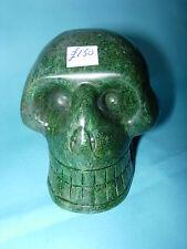 Crystal Skull  Verdite number 3