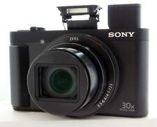 SONY DSC-HX90 Cyber-Shot Digitalkamera Schwarz, 18.2 Megapixel, Zeiss 30x Zoom